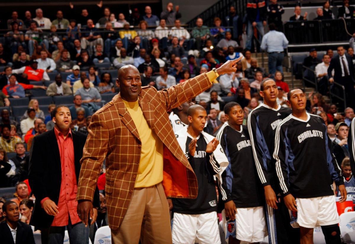 Orlando Magic v Charlotte Bobcats