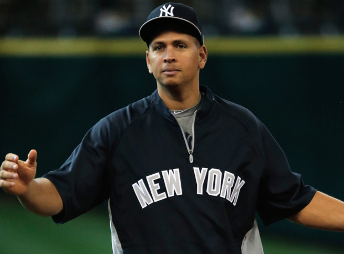 Alex Rodriguez was just one of many MLB players implicated in the Biogenesis scandal.