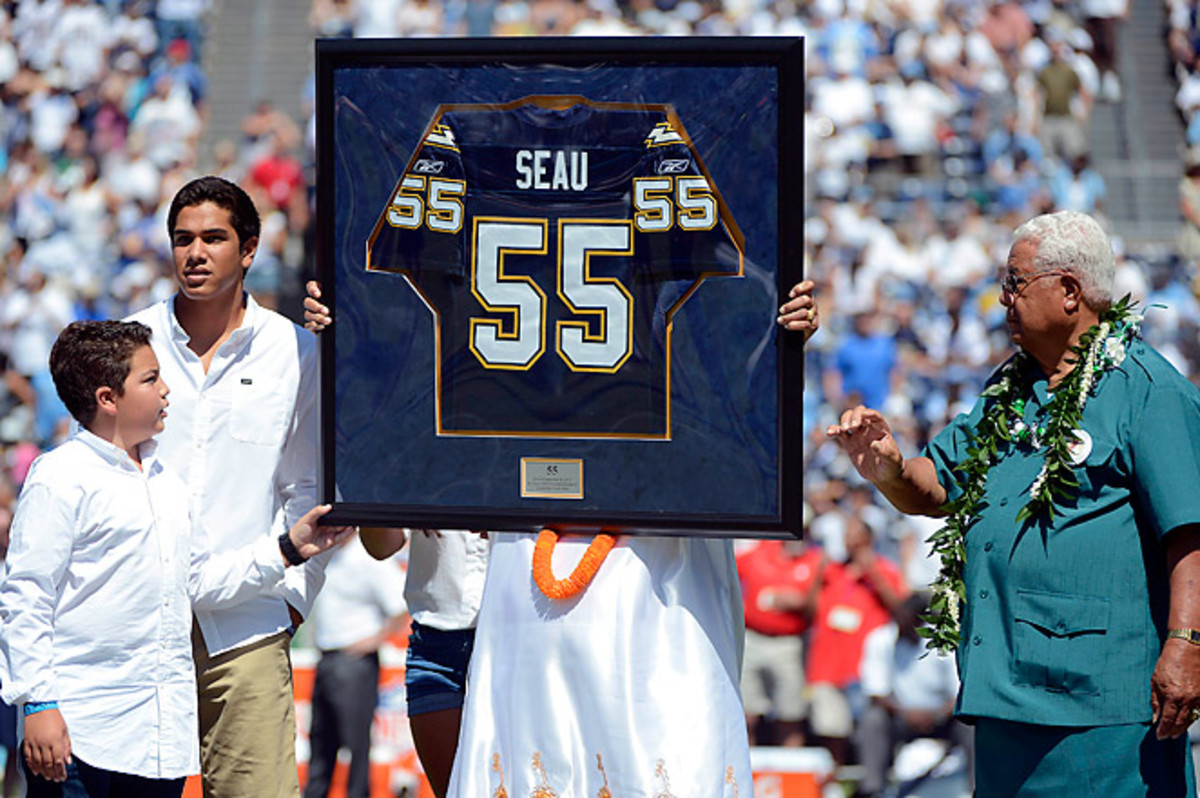 The Seau Family is also concerned that the deal calls for a stay on individual suits until all appeals are finalized with the settlement.