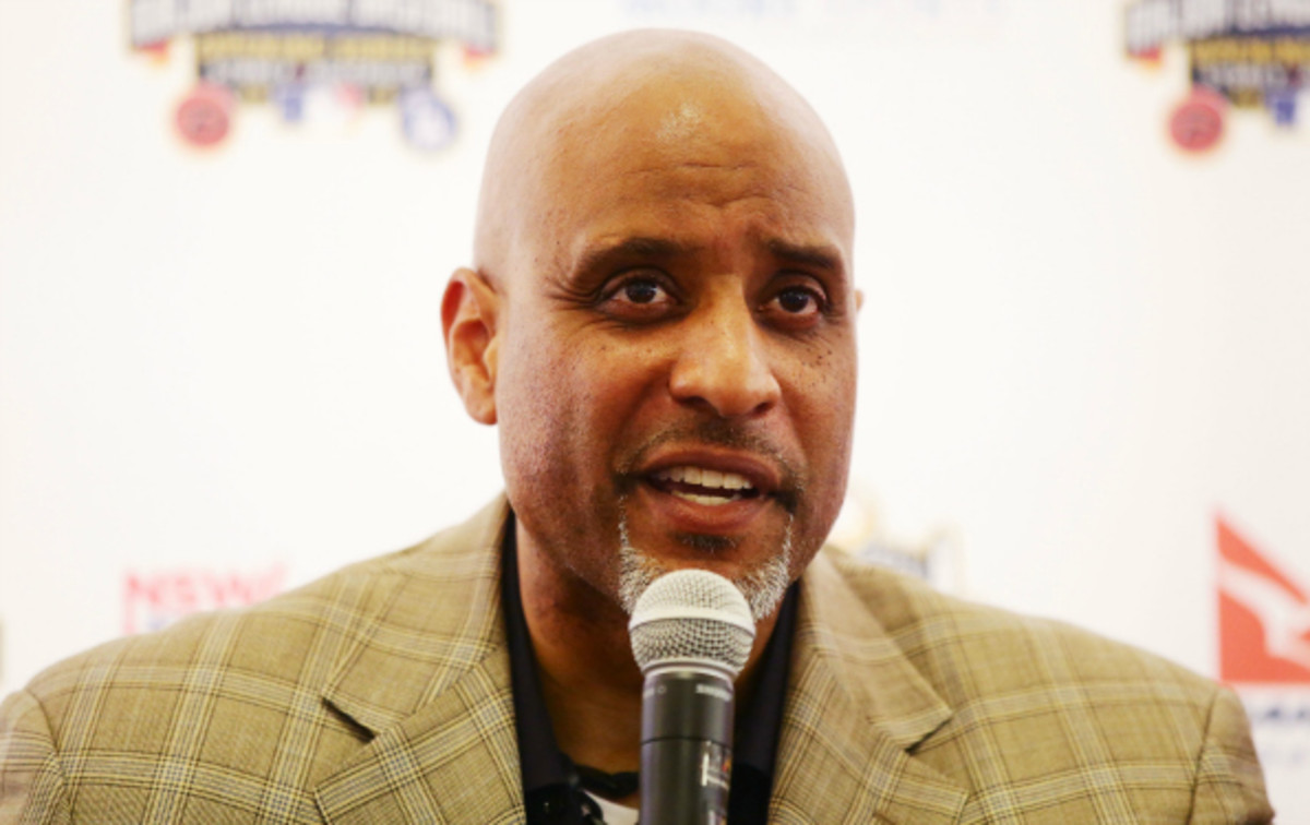 MLBPA executive director Tony Clark supports the new PED punishments. (Matt King/MLB/Getty Images)