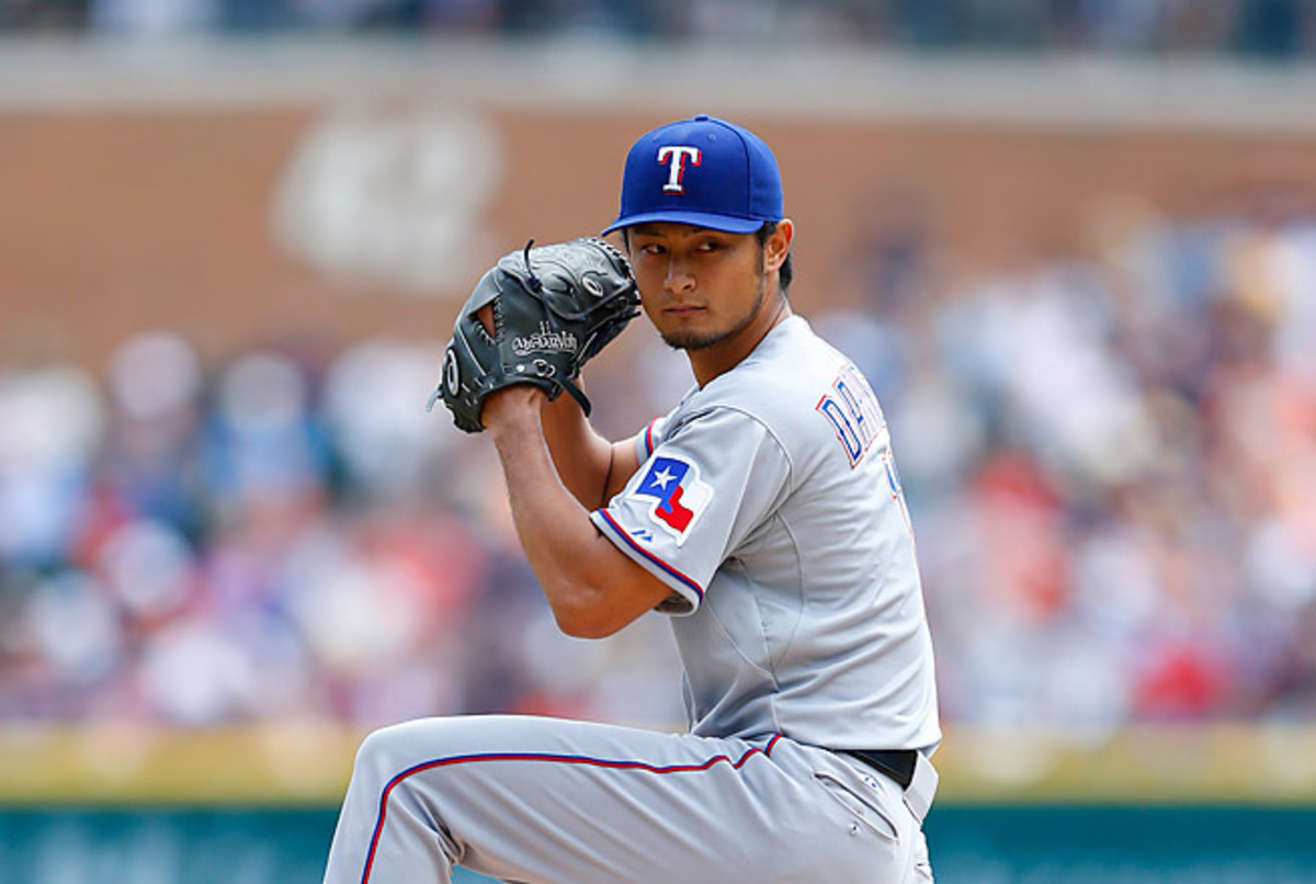 Darvish had an MRI on Tuesday that showed that his stiff neck was nothing to be concerned about.