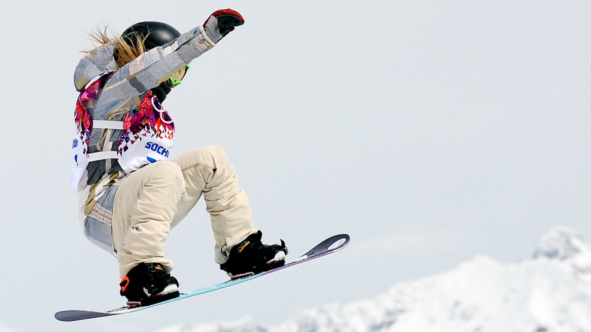 Anderson completes US Olympic sweep in slopestyle - Sports ...