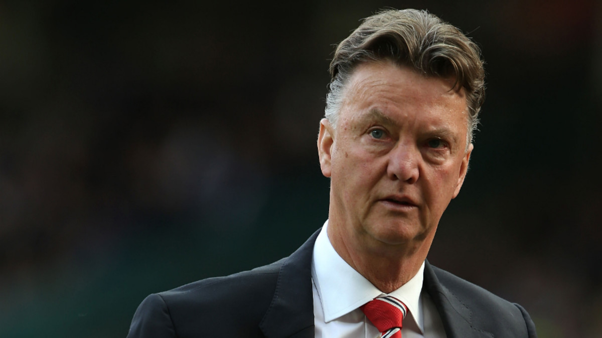 Louis Van Gaal: 'Stupid' To Give Three-month Timeline For