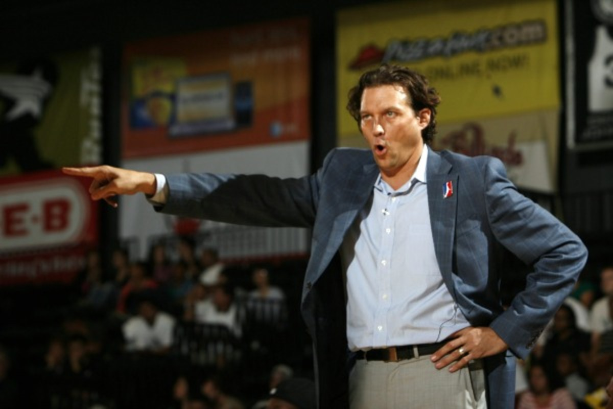 Quin Snyder (Chris Covatta/Getty Images)