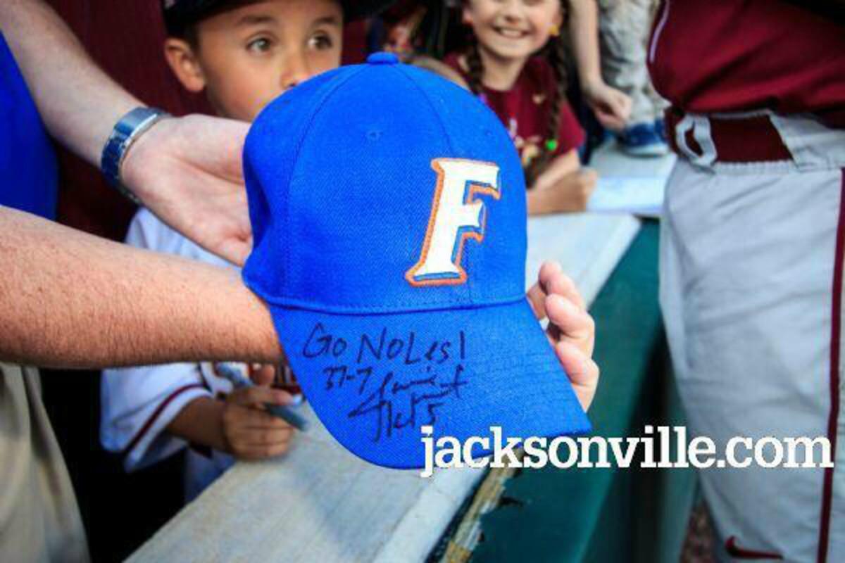 (@DoakSCampbell via Jacksonville.com)