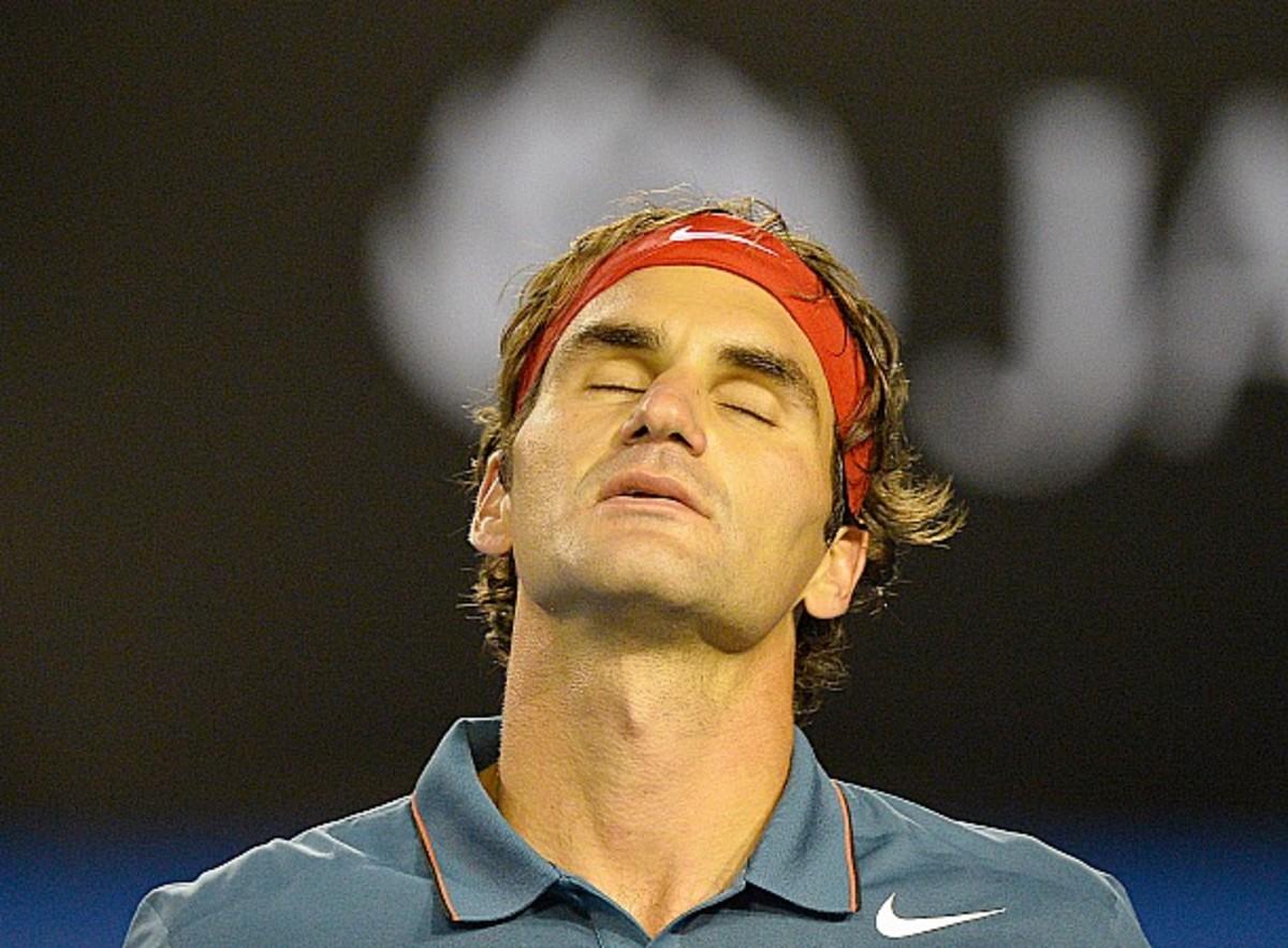 Federer has lost nine of his last ten sets against Nadal. (Saeed Khan/AFP/Getty Images)