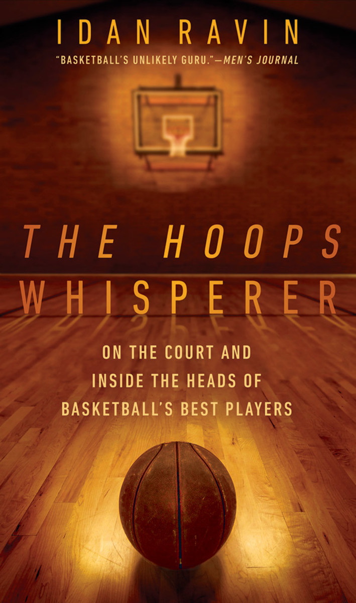 In The Hoops Whisperer, Idan Ravin chronicles his experiences working with the NBA's top athletes. From Carmelo Anthony to Dwight Howard, Ravin has helped some of the league's greatest players take their game to the next level.