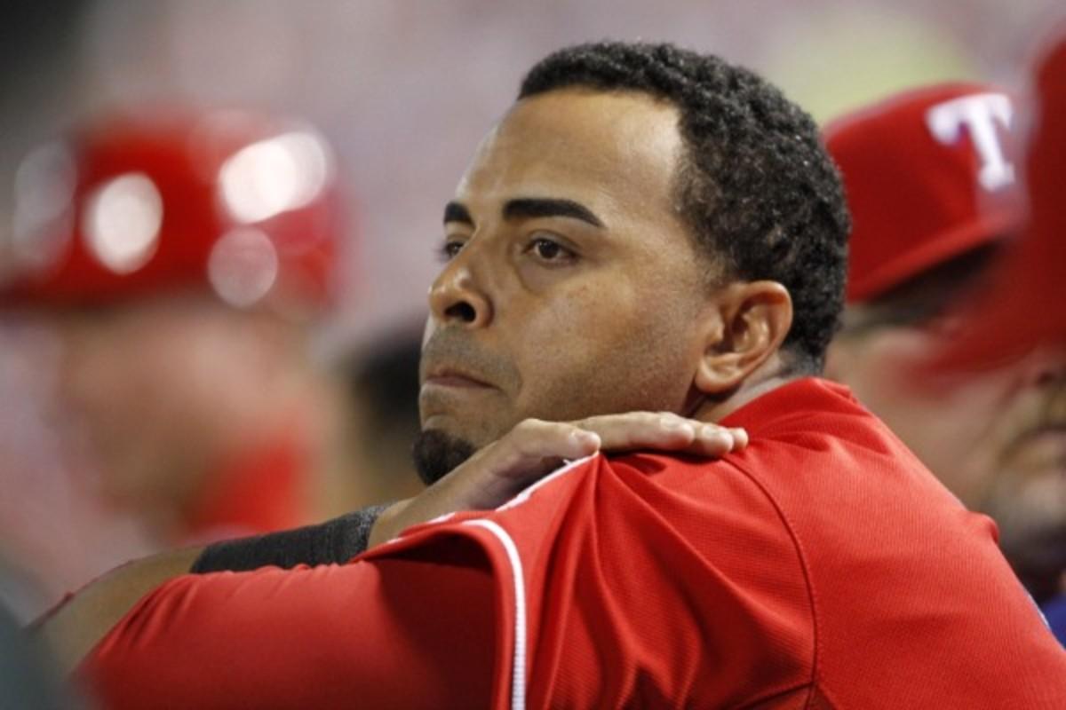 Nelson Cruz (Ron Jenkins/Getty Images)