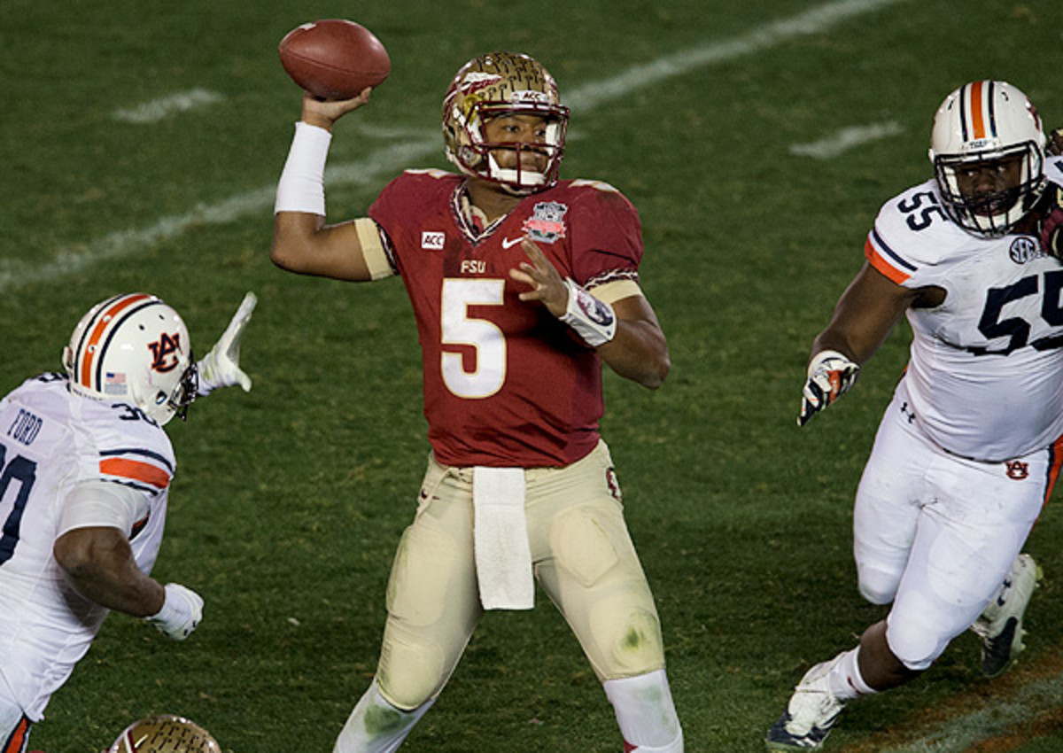 Jameis Winston is destroying his 2015 NFL draft stock, says NFL scout