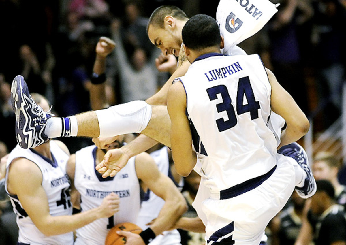 Northwestern has ridden a recent wave of wins by grinding games to a halt on offense.