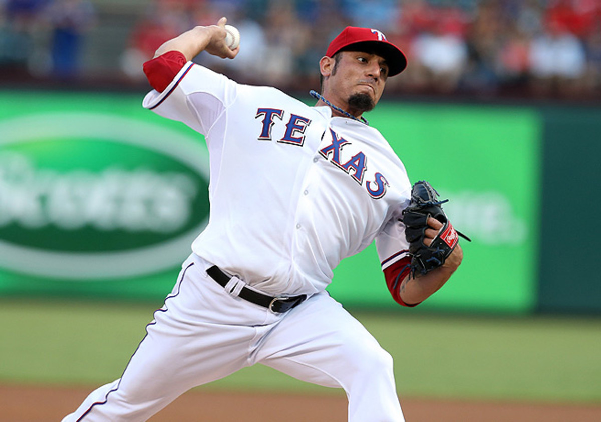 Matt Garza will give the Brewers a proven arm who can eat up innings and take the ball in big games.