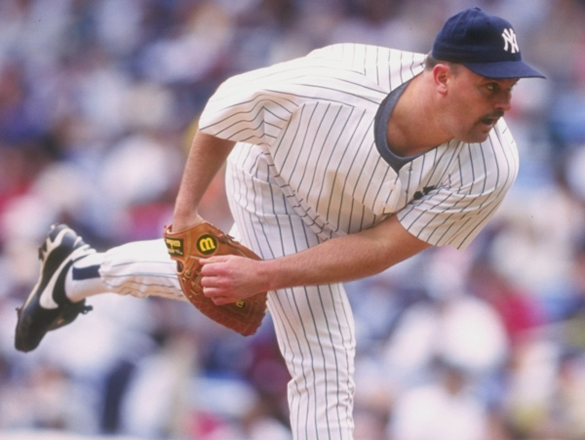 David Wells had Tommy John surgery early in his career as a minor leaguer. (David Seelig/Getty Images)