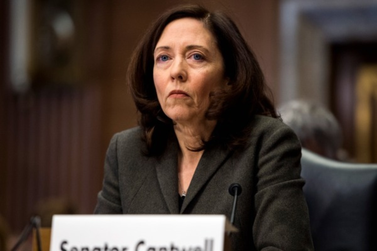 Senator Maria Cantwell (Bill Clark/Getty Images)