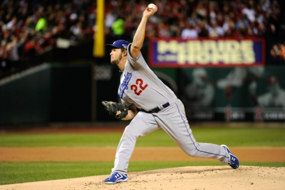 Clayton Kershaw (Ron Vesely/Getty Images)