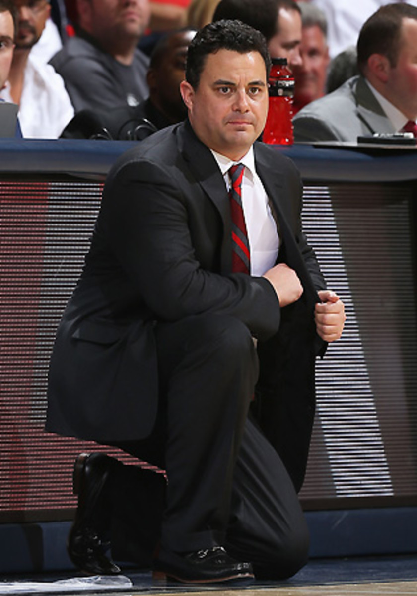 Sean Miller told Ashley that he may one day look back at the injury as a blessing.