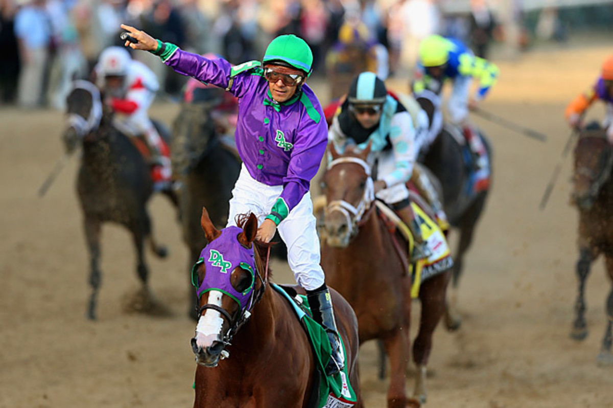 California Chrome became the first California-bred horse to win the Kentucky Derby since 1962.