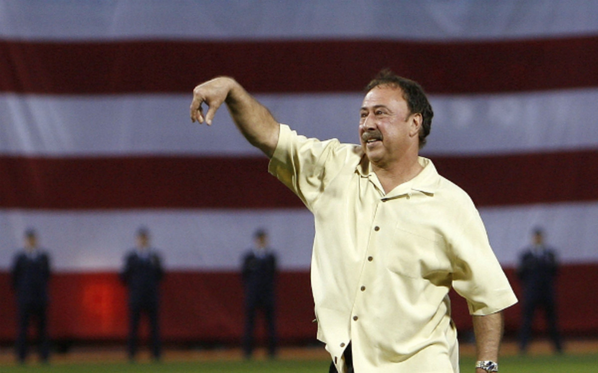 Jerry Remy told reporters that he only made the decision to come back to the booth about a week ago. (Jim Rogash/Getty Images)