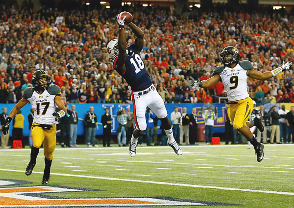 Sammie Coates will be key to Auburn establishing some semblance of a passing game.