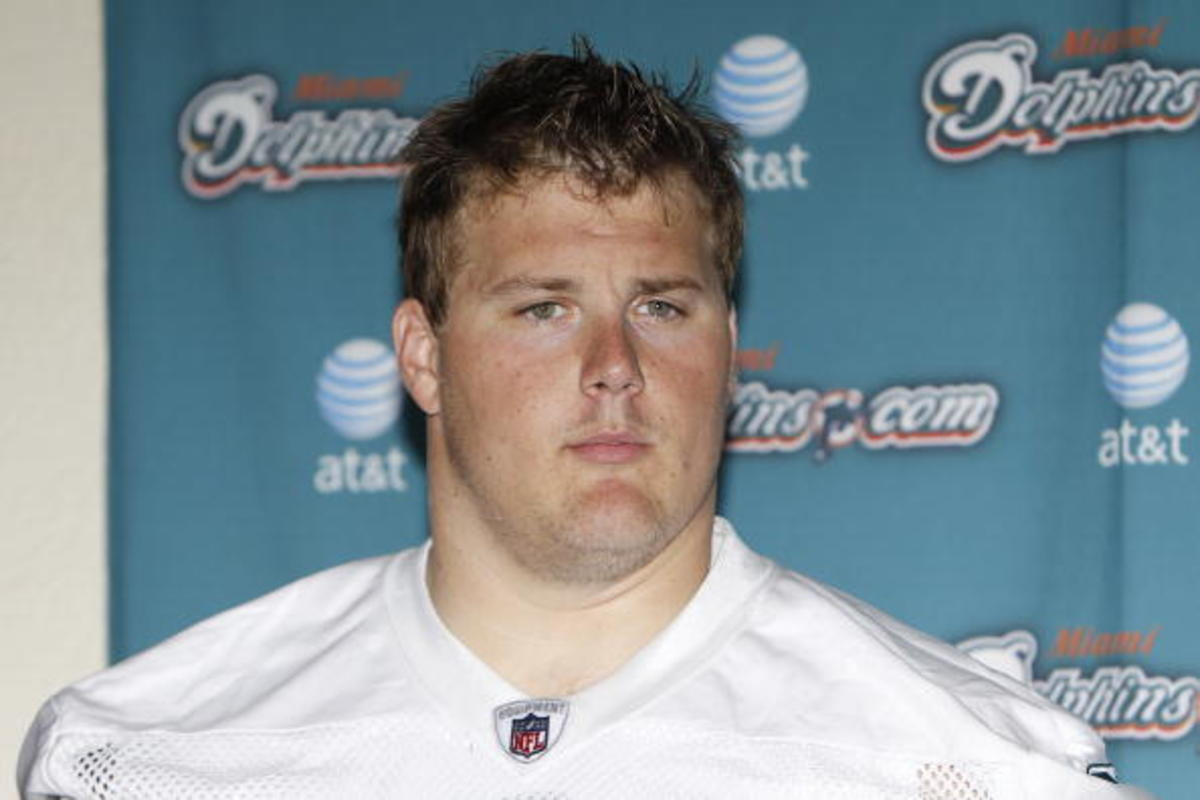 Richie Incognito had started all eight games this season with the Miami Dolphins. (Joel Auerbach/Getty Images)