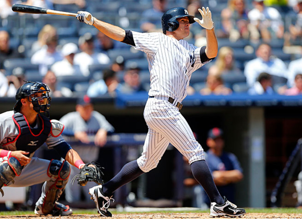 Under his new contract with the Yankees, Brett Gardner will make $5.6 million in 2014.