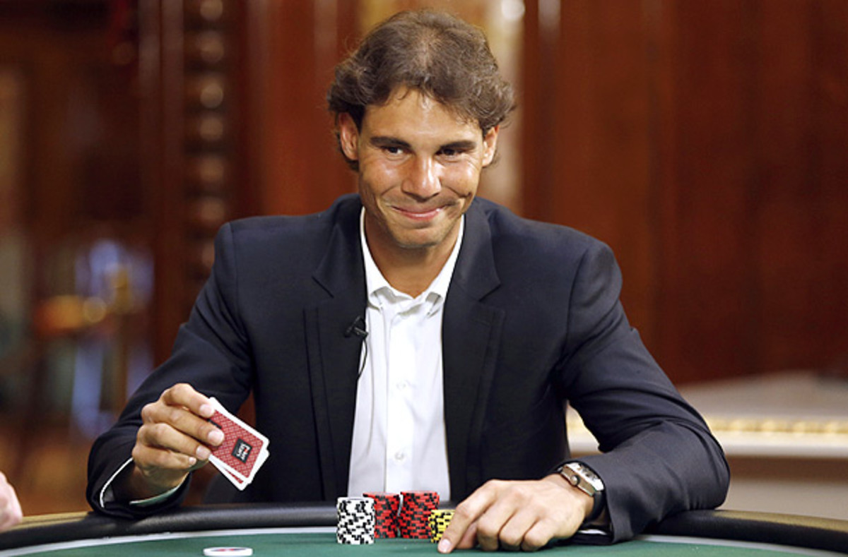 Photos: Rafael Nadal has a horrible poker face - Sports Illustrated