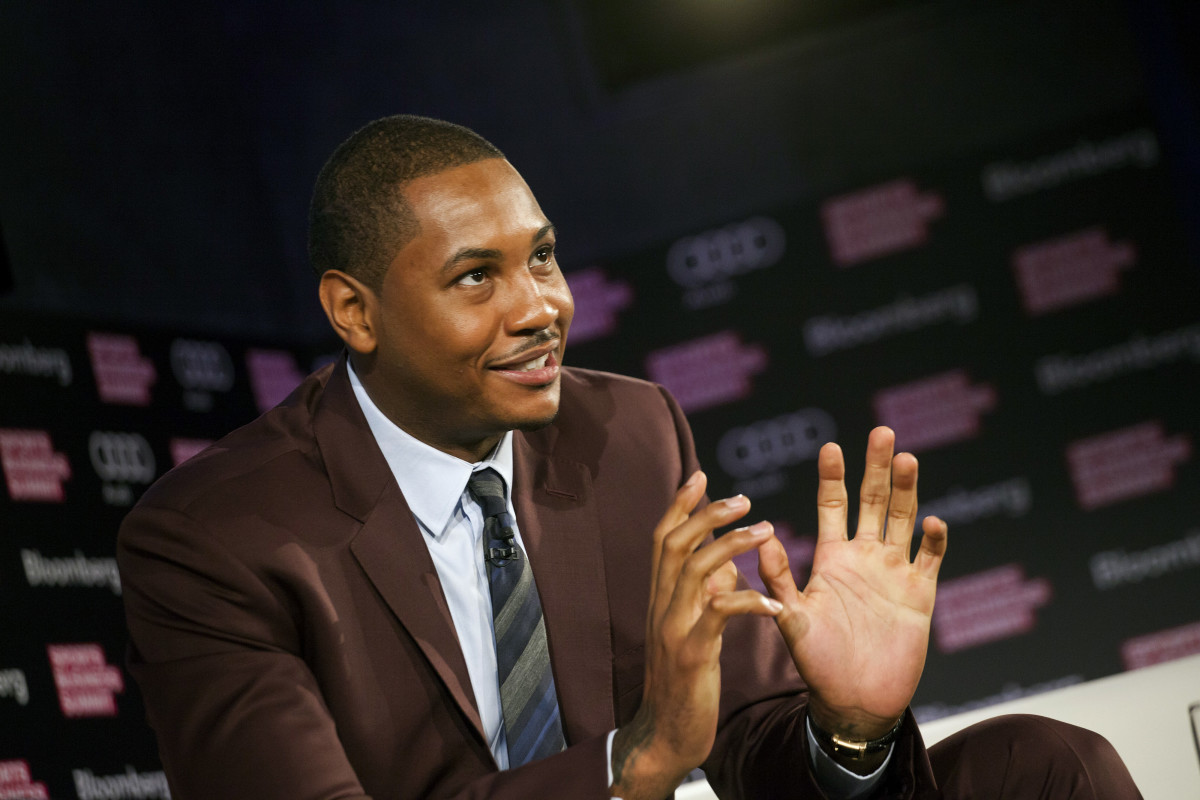 Carmelo Anthony stands to lose tens of millions of dollars just in NBA salary if he leaves the Knicks this summer.