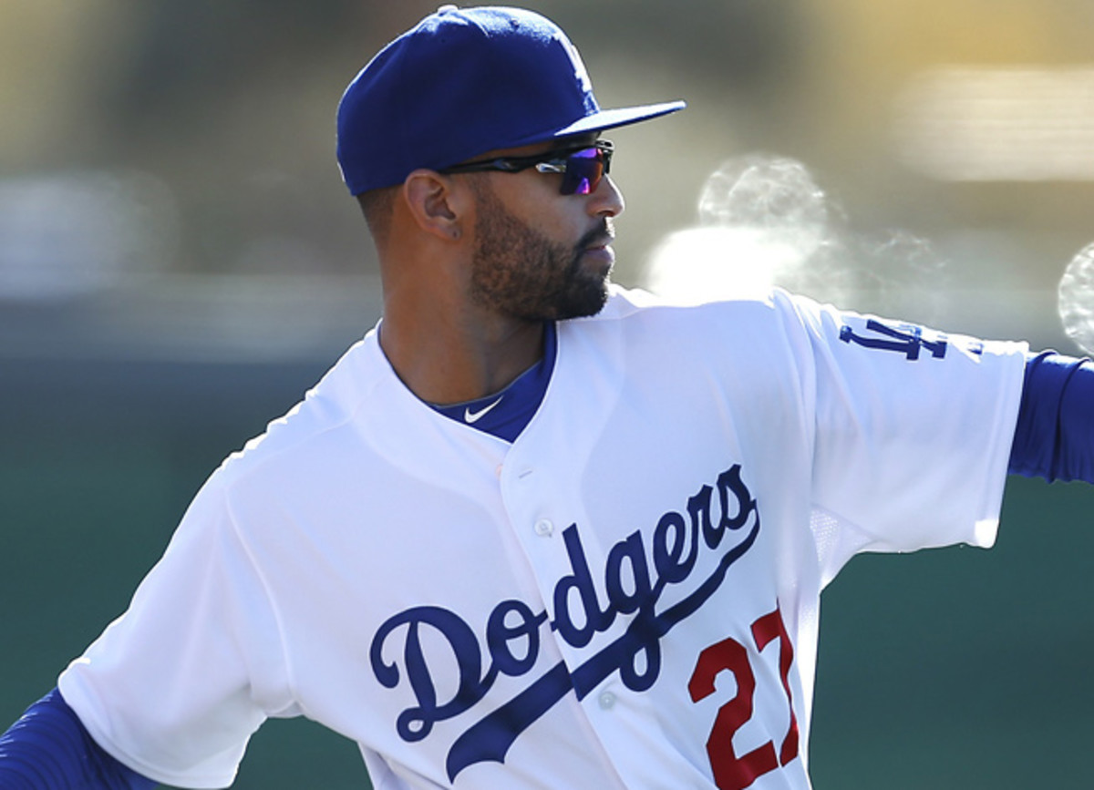 Ankle, shoulder and leg injuries limited Matt Kemp to just 73 games last season.