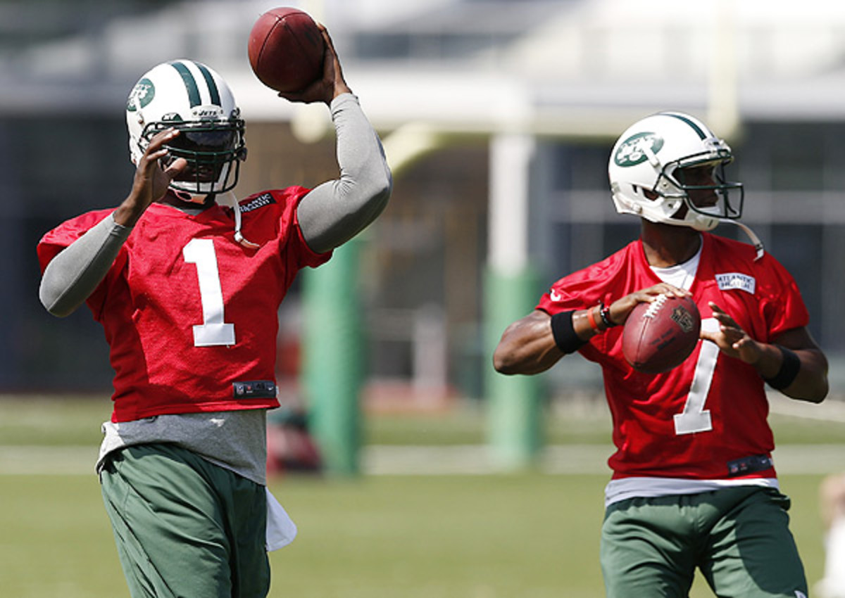 Michael Vick: It hurts to not be quarterback of New York Jets