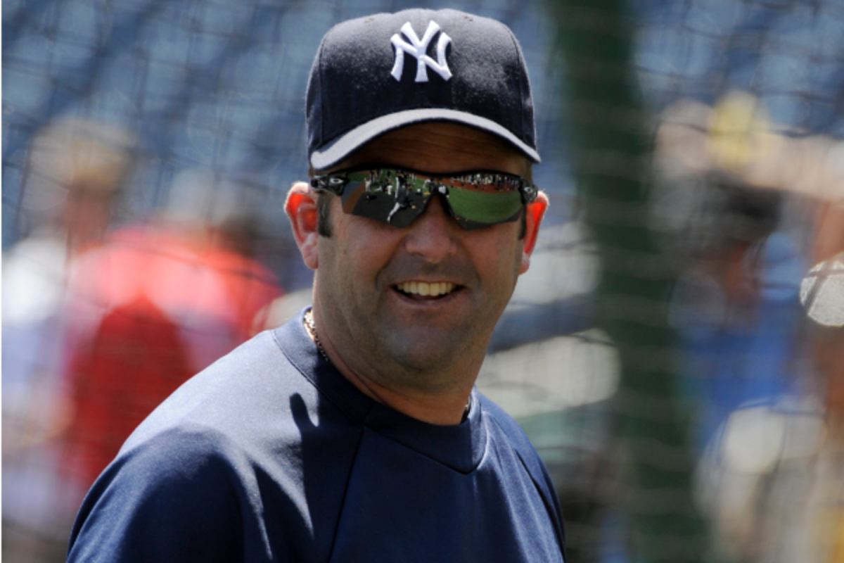 Kevin Long has been the Yankees' hitting coach since 2007. (Diamond Images/Getty Images)