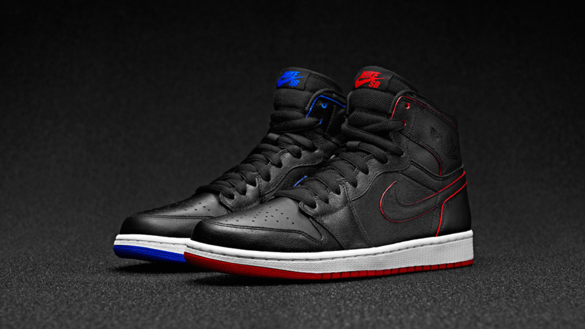 Nike SB x Air Jordan I Changes Colors