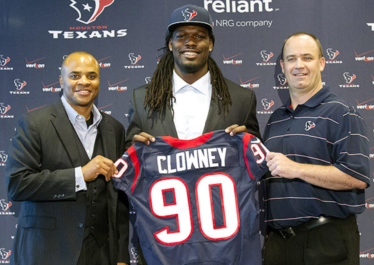 Houston Texans 2014 NFL offseason report card