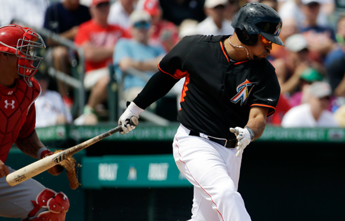 Despite not playing baseball last year, Rafael Furcal is expected to be Miami's full-time second baseman in 2014.