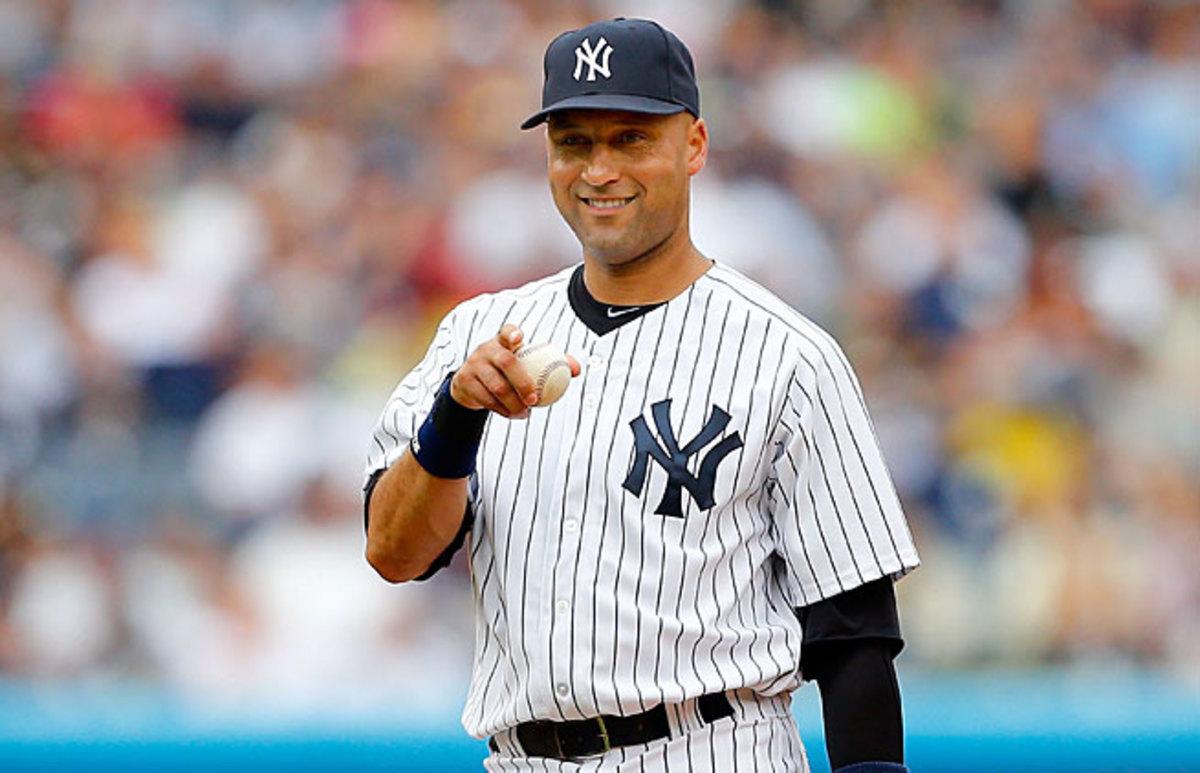 Derek Jeter's last season in Yankees pinstripes will be one of the year's biggest stories.