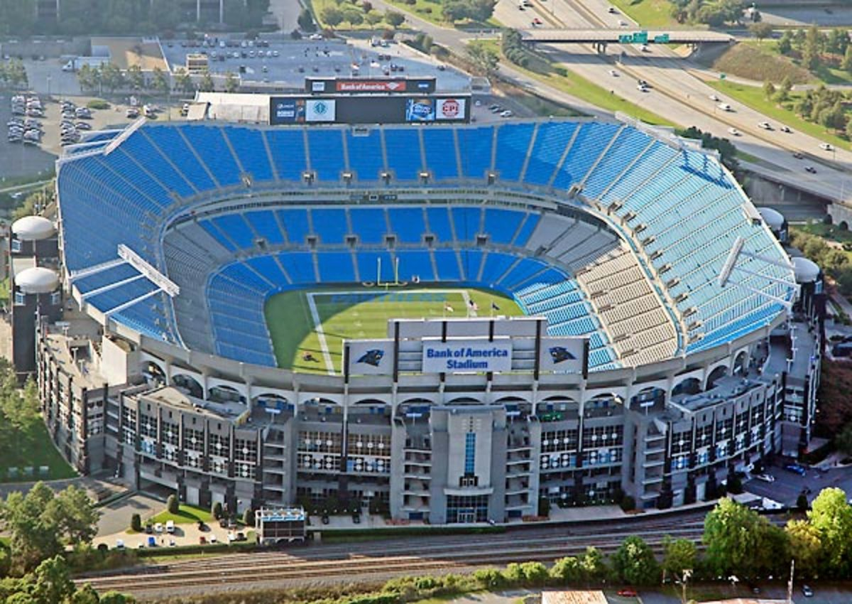 Despite dwindling attendance the last two years, the ACC title game will remain at Bank of America Stadium through 2019.