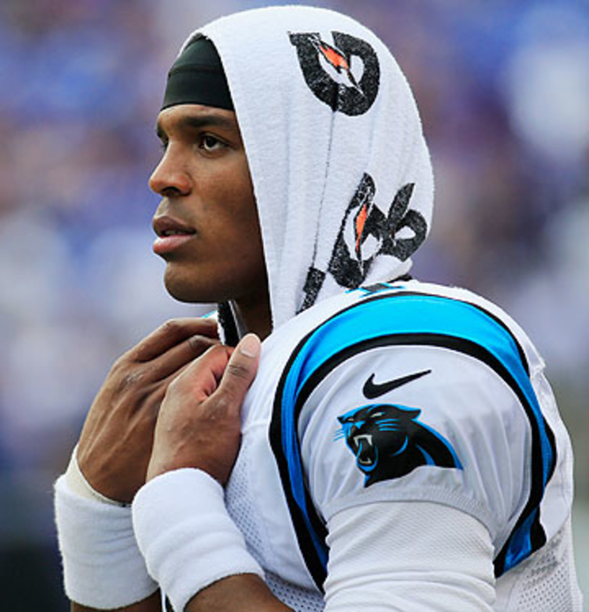 Cam Newton (Rob Carr/Getty Images)