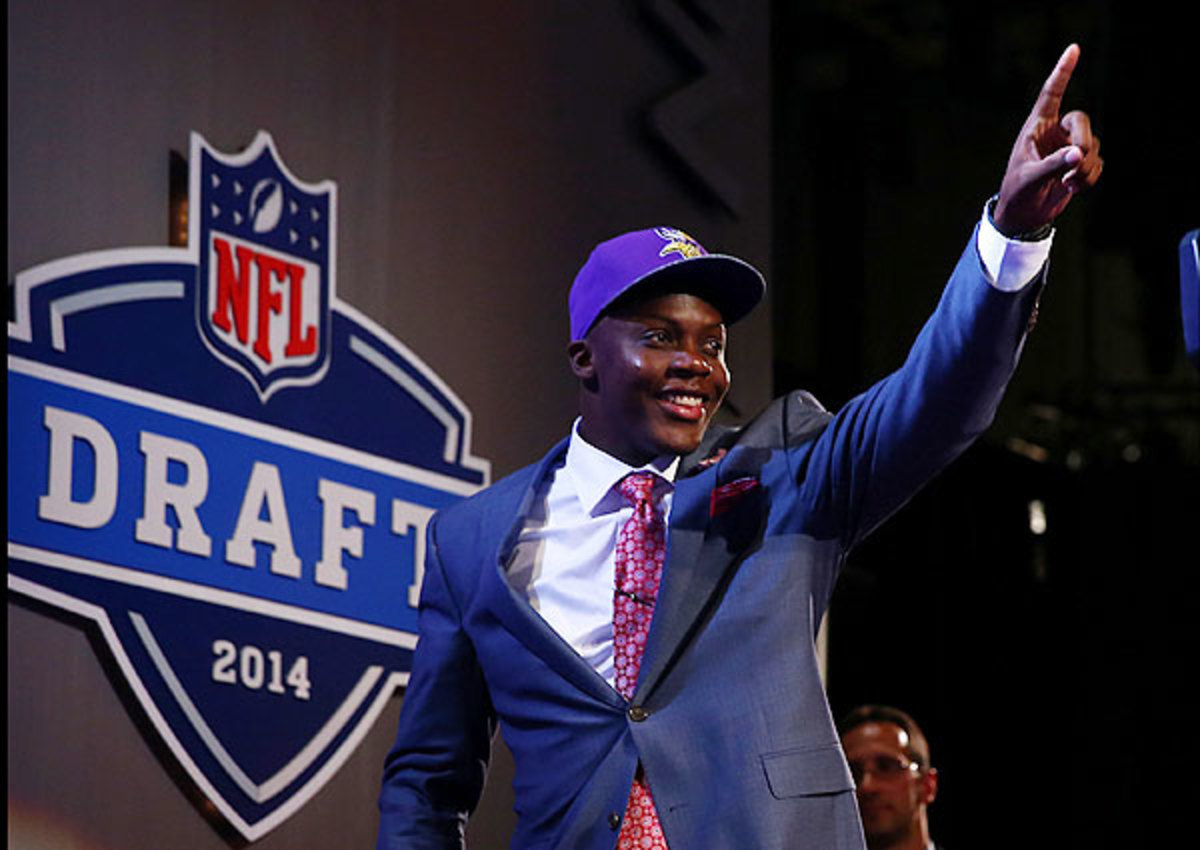 2014 NFL draft: Teddy Bridgewater could start for Vikings in 2014
