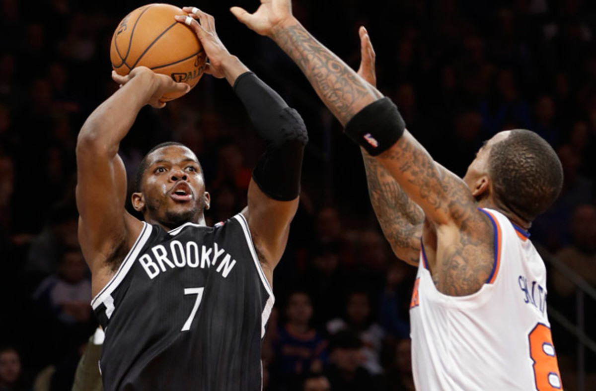 The Nets and Knicks are a combined 10-2 in '14 and in the thick of the Eastern Conference playoff race.
