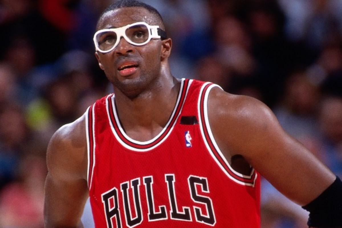 Michael Jordan kept Horace Grant from eating after bad games ...