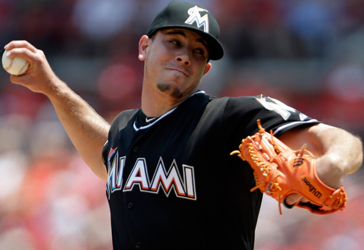 Jose Fernandez looks poised to take the NL Cy Young away from Clayton Kershaw this season.