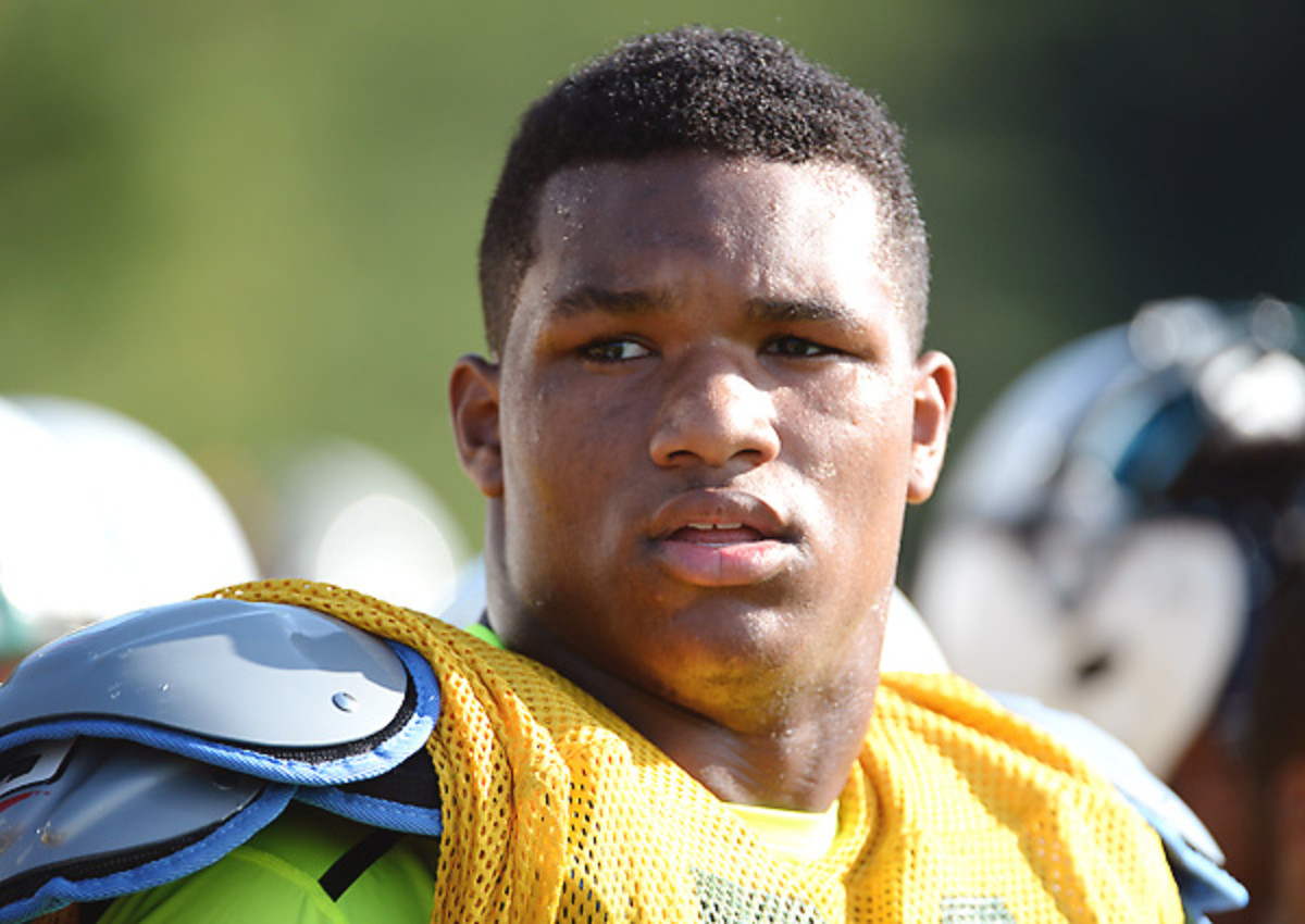 For the sixth straight year, Rivals.com's No. 1 recruit -- Alabama-bound Da'Shawn Hand this year -- is headed to the SEC.