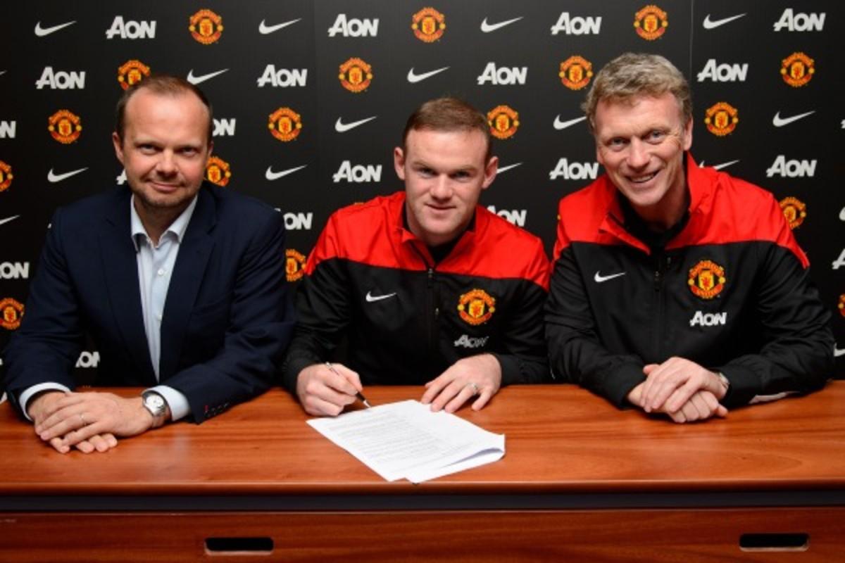 Wayne Rooney (John Peters/Getty Images)