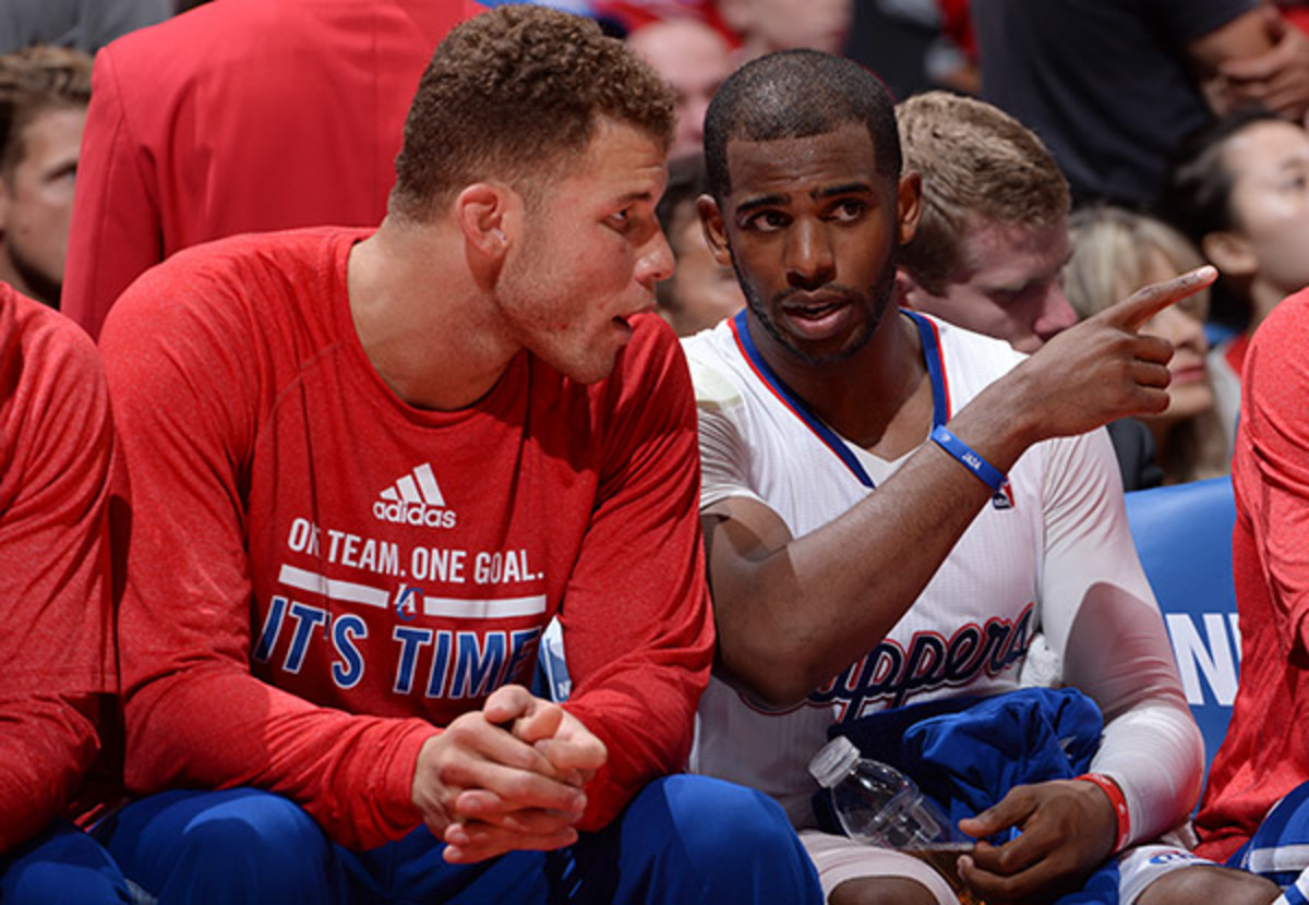 Blake Griffin; Chris Paul