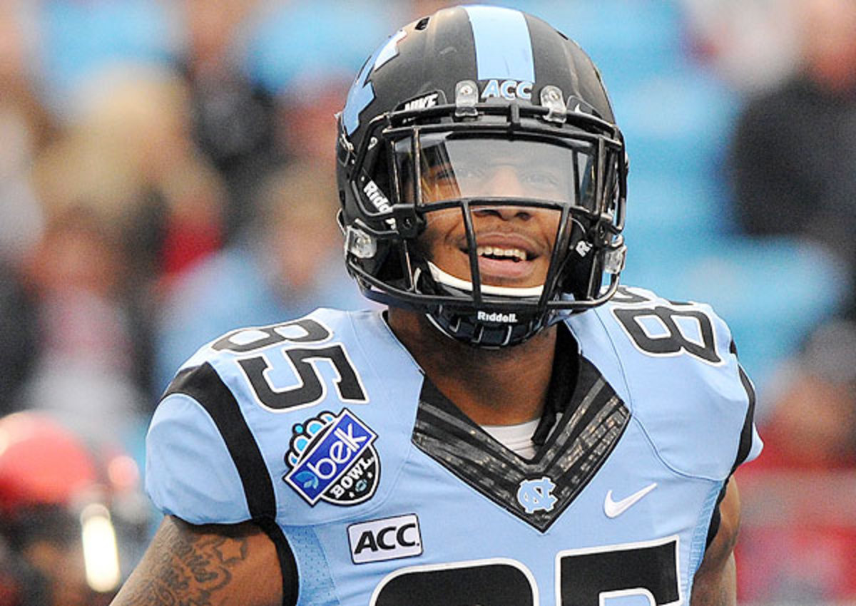 Mike Mayock labels UNC tight end Eric Ebron a top-10 talent