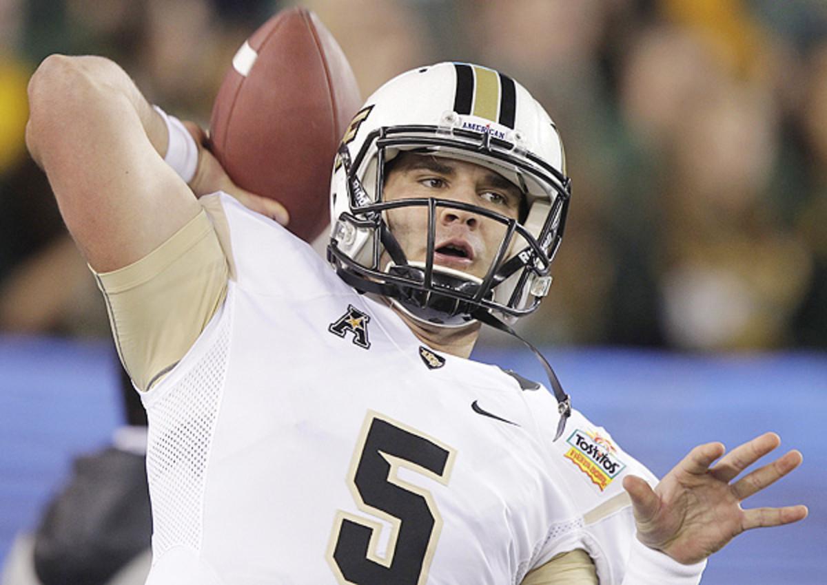 Oakland Raiders 2014 NFL Mock Draft Tracker: Blake Bortles, UCF