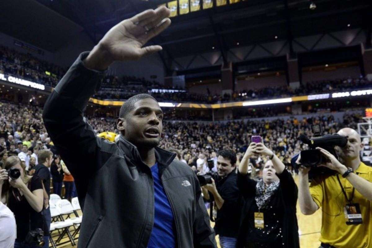 Michael Sam (Rich Sugg/Getty Images)