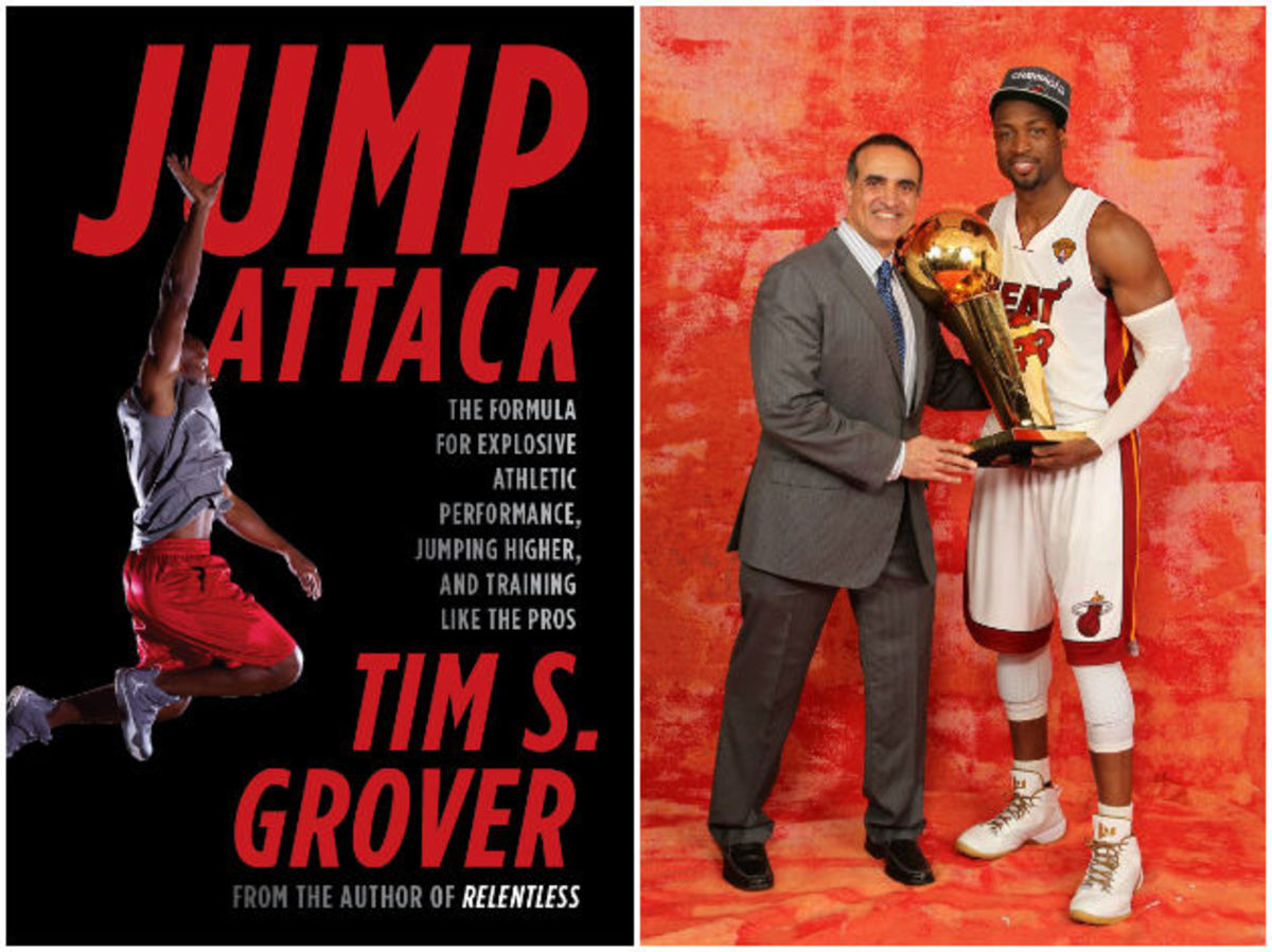 Grover has been instrumental in lengthening the career of one of the NBA's most physical players in Dwyane Wade, who works with the revered trainer regularly.