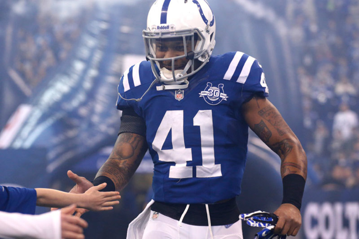 Bethea is just another new face in the Niners' secondary. (TMB/Icon SMI)