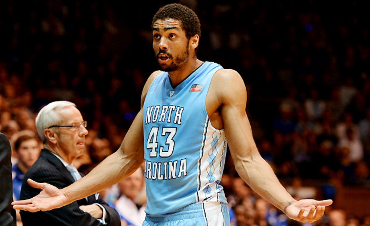 His overall numbers are rising, but James Michael McAdoo is still frustratingly inconsistent.