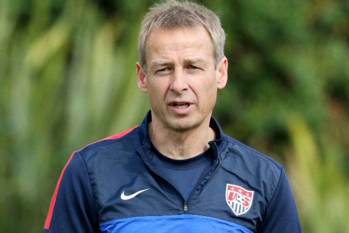 Jurgen Klinsmann (Victor Decolongon/Getty Images)