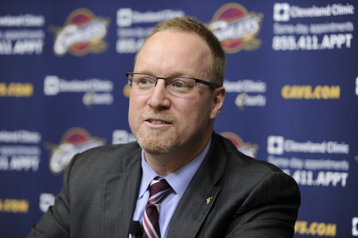 Cavaliers general manager David Griffin could take Arron Afflalo and Nos. 4 and 16 in this year's draft if he's willing to give up a chance to pick up Jabari Parker or Andrew Wiggins.